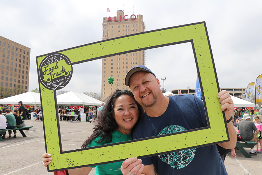 2018 Texas Food Truck Showdown Event Photos