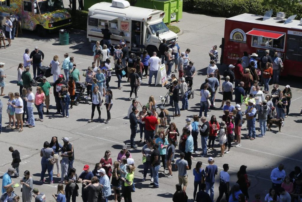 Preparation pays off at second Texas Food Truck Showdown