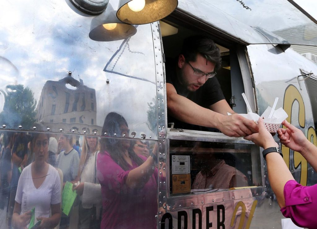Food trucks, entertainment draw 20,000 to Heritage Square