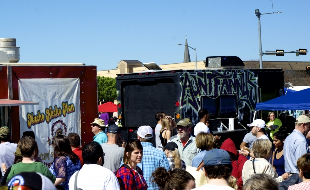 REVIEW: 1st Texas Food Truck Showdown hit the jackpot
